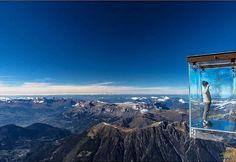 Skywalk – Chamonix-Mont-Blanc, Frankreich