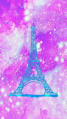 Paris Wallpaper, Heart Wallpaper, Glitter Wallpaper, Cute Wallpaper Backgrounds, Galaxy Wallpaper, Cute Wallpapers, Holiday Backgrounds, Paris Romance, Glitter Background