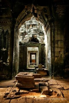 Angkor Wat, Cambodia.  Go to www.YourTravelVideos.com or just click on photo for home videos and much more on sites like this.