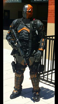 New improved deathstroke