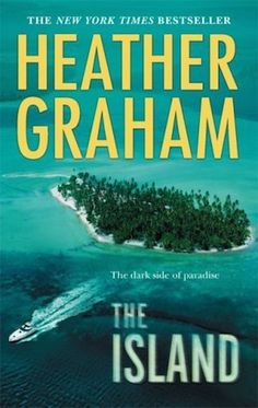For a warm romantic suspense, check out 'The Island' by Heather Graham