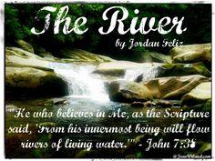 "Click to listen to Jordan Feliz in ""The River"" via www.JeanWilund.com"