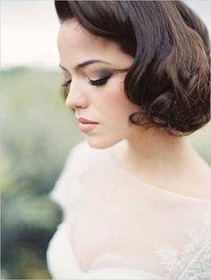 20 Bridal Short Hairstyles | http://www.short-haircut.com/20-bridal-short-hairstyles.html