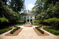 Venue: Swan House, Atlanta History Center, Atlanta, Georgia