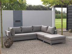 SEVILLA Lounge Garten Sofa 3 Sitzer Von Exotan #garten #gartenmöbel  #gartensofa #gartenlounge #loungegruppe #sitzgruppe #gartenseu2026