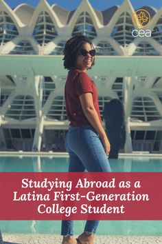 Studying Abroad as a Latina First-Generation College Student Alicante Spain, My Heritage, Dominican Republic, Study Abroad, College Students, Diversity, Studying, Latina, United States