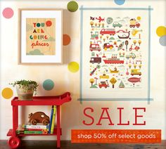 Petit Collage | Modern wall decor and accessories for baby and kids.