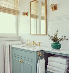 """Commona My House: Wordless Wednesday {Farrow & Ball """"Chappell Green""""}"""