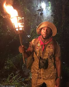 Kevin Hart says he wouldn't have shot Jumanji in Australia