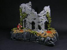 Lego ruins