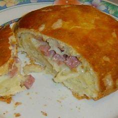 Recette Bun's jambon fromage par Titine57 - recette de la catégorie Pains & Viennoiseries