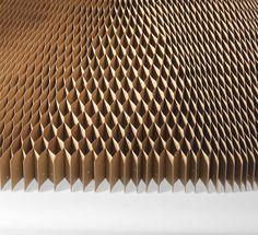 Panneaux alvéolaires Aston pour l'ameublement et pour le bâtiment | Tonelli S.p.A.