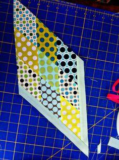 scrappy lone star quilt tutorial