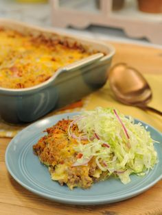 Sunny's Bacon Cheeseburger Casserole Recipe : Sunny Anderson : Food Network - FoodNetwork.com