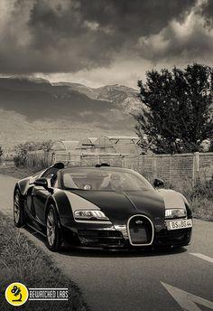 Bugatti Veyron susper sport