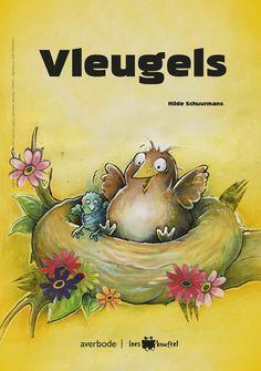 Vleugels - Hilde Schuurmans - plaatsnr. K SCHUU/001 #Prentenboek #Vogels
