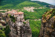 Twitter Meteora, Greece