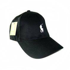 e6485d0ba6b Ralph Lauren Polo Metallic Pony Golf Cap Black Doudoune Pas Cher