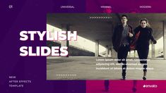 Buy Stylish Slides by YETYYY on VideoHive. Stylish Slides is a modern After Effects template. It's very easy to use just drag and drop your images or video, edi. Free Video Editing Software, Animation Tools, Presentation Video, Chroma Key, Marketing Tactics, Video Effects, Cool Animations, After Effects Templates, Editing Pictures