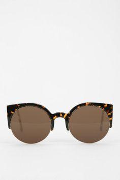 SUPER Lucia Screamer Sunglasses #urbanoutfitters