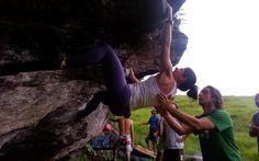 Refúgio Pedra Preta, Cambuquira MG on I love climbing
