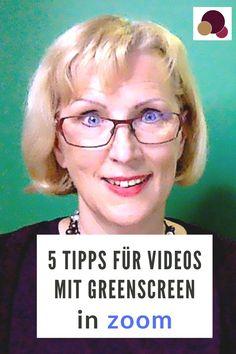 Virtueller Hintergrund bei Zoom mit Greenscreen - mit diesen 5 Tipps kommst kannst du in Zoom die Funktion Virtueller Hintergrund mit einem Greenscreen optimal nutzen, selbst wenn du noch keine Erfahrung hat mit einem Greenscreen. Ein virtueller Hintergrund macht dich vollkommen unabhängig und du hast viel mehr Möglichkeiten für das Aufnehmen deiner Videos mit Zoom.