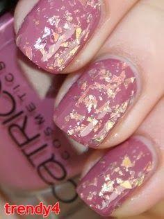 Beautiful and attractive nail art 2014