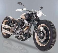 Billy Bob su base Harley Davidson