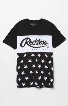 Black Friday Reformed Black & White T-Shirt