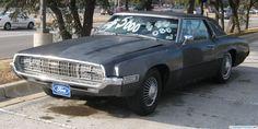 1968 Thunderbird. For sale in December 2010 in Austin TX USA.