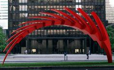 "Santiago Calatrava, ""Sculpture for Park Avenue, sculptor. Santiago Calatrava, Abstract Sculpture, Sculpture Art, Abstract Art, A As Architecture, Architecture Quotes, New York Galleries, Wallpaper Magazine, Outdoor Art"