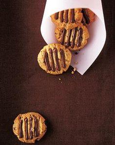 Rezept: Erdnuss-Schoko-Cookies - [LIVING AT HOME]