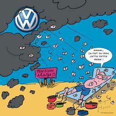 Frédéric Moors  (2017-01-05) Retraite dorée pour l'ex-patron de Volkswagen :  3.100 euros ... par jour ! Peugeot, Bart Simpson, Volkswagen, Fictional Characters, Do Good, Retirement, Boss