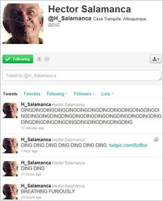 "This Twitter account. | 31 Things Only ""Breaking Bad"" Obsessives Will Find Funny"
