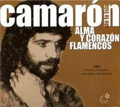 Alma y corazón flamencos. 3 CD  Camarón de la Isla - 23,90 €
