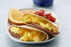 Easy Egg Breakfast Q