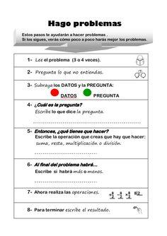 Autoinstrucciones problemas ii