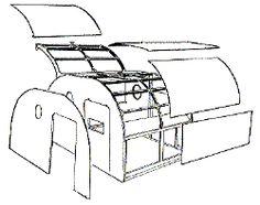 Teardrops trailer blueprints