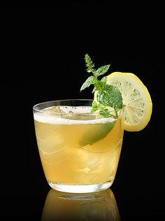 Whiskey Smash Recipe