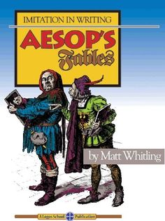 "HOW TO TEACH WRITING...""Imitation In Writing: AESOP'S FABLES"" by Matt Whitling ( Logos Press, Logos School)- short Aesop Fable texts to reinforce basic ""Excellence in Writing""- style writing techniques. Works well with kids 10- 14 years old.  Publisher website provides samples from the book- http://www.logospressonline.com/imitation-in-writing-aesops-fables/"