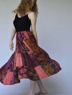 For this and more hippie fashion and accessories, visit our website Hippie Clothes Online, Hippie Clothing Stores, Online Clothing Stores, Gypsy Style, Hippie Style, Hippie Chic, Hippie Fashion, Hippie Tops, Boho Skirts