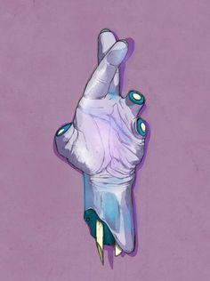 Illustration of Jason Levesque aka Stuntkid