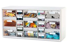 Great website for all Decorating....  Craft Storage Ideas: Clever Ways to Get Organized