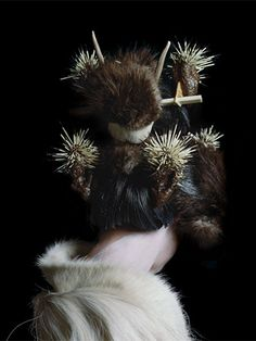 Matthew Barney <3 Bjork's hair Discover the coolest shows in New York at www.artexperience...