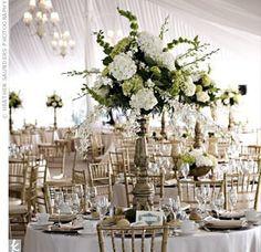 Wedding centerpiece #wedding #centerpiece #reception marital-bliss