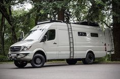 The Best 4x4 Mercedes Sprinter Hacks, Remodel and Conversion (66 Ideas)
