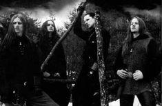 Norwegian metal band Emperor in 1997.  https://www.pinterest.com/six6sixcult/black-metal-legion/