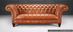 Highgrove sofa by Saxon Leather £1,899