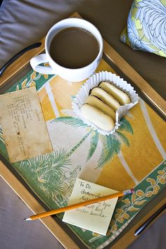 How to make a serving tray from a picture frame and a couple of drawer handles.  The possibilities are limited only by your imagination!  Create!
