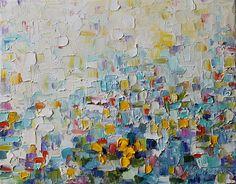 Aceite de la pintura abstracta pintura al óleo pintura